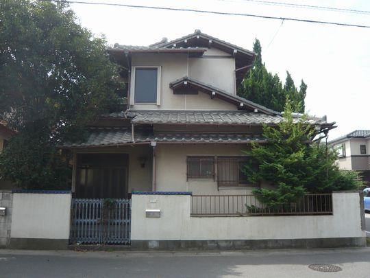 埼玉県加須市 S様邸 解体工事▲施工前
