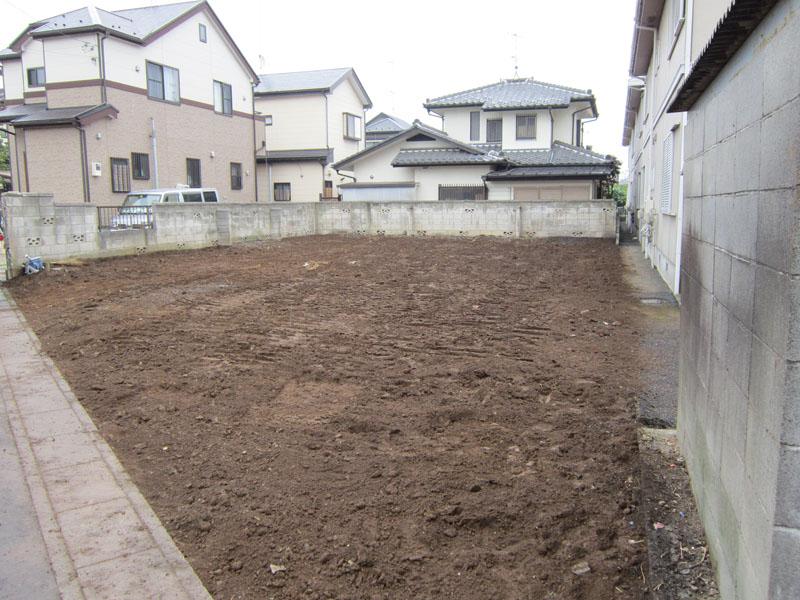 埼玉県白岡市内A様邸解体工事 施工後